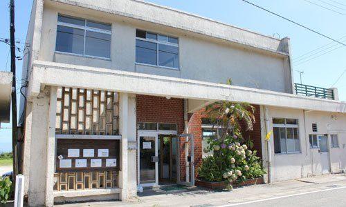 安房暮らしの研究所(南房総市千倉)元漁協を利用したセレクトショップ