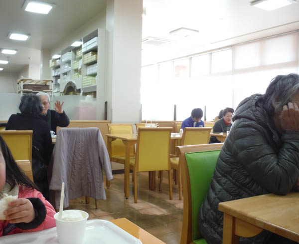 なかぱんカフェ