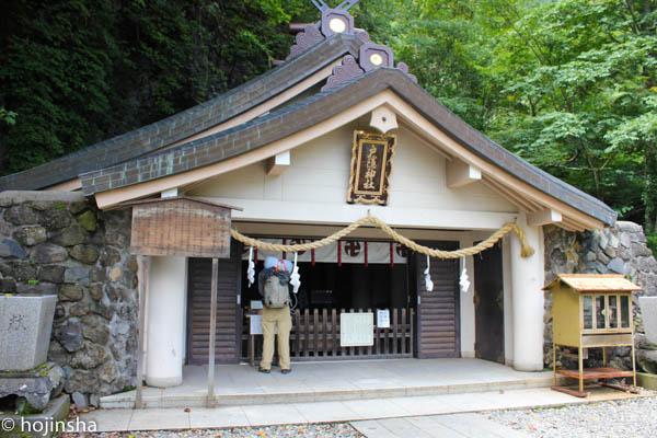 長野県戸隠神社 女性に人気のパワースポット
