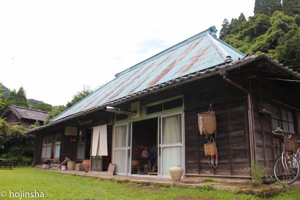 千葉県鴨川市 カフェ「夜麦(よもぎ)」 築200年の古民家カフェ