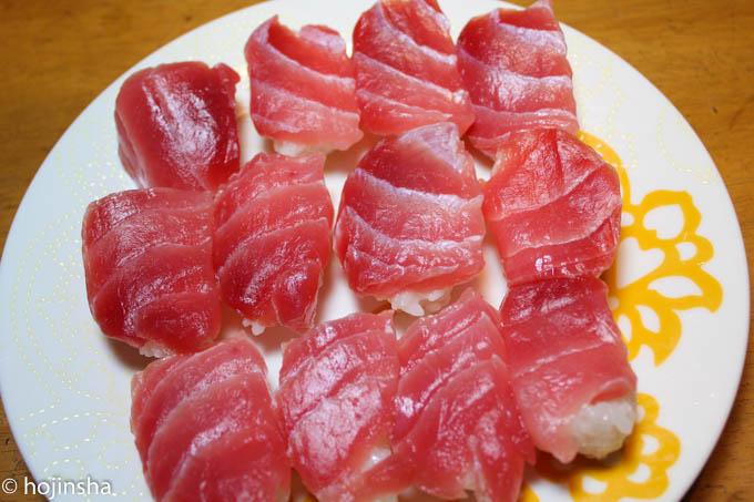 【はちみつレシピ】にぎり寿司