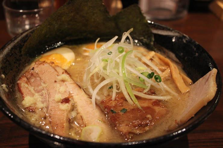札幌らーめん共和国「らーめん空(そら)」濃厚で甘みのある味噌ラーメンが美味しかった