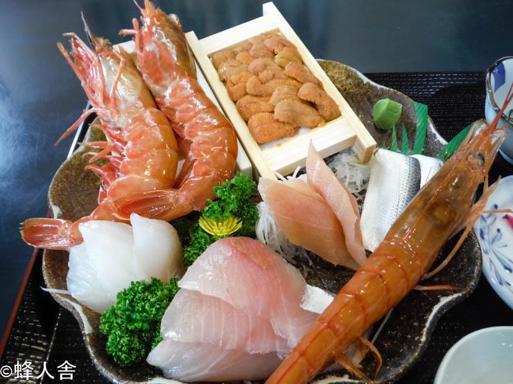 カネシチ水産(鴨川市) 魚屋直営、地元漁港直送のうまい魚が食べられますよ