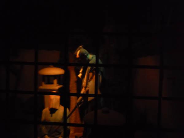 よこはまコスモワールドのお化け屋敷