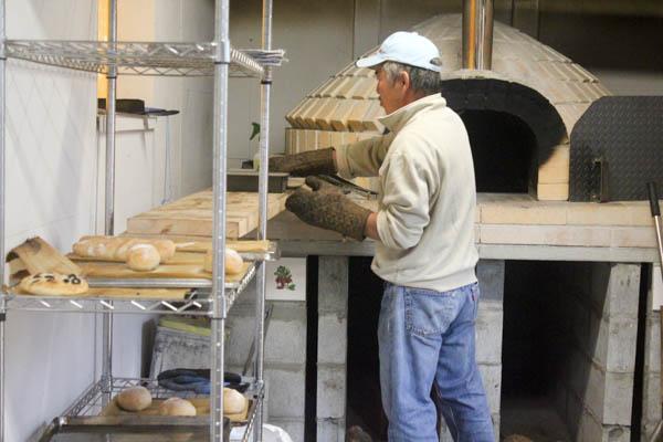 石窯パン工房そろそろ