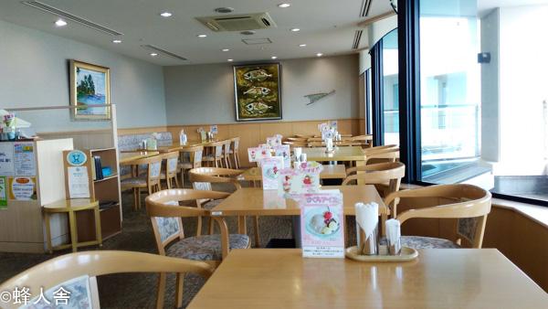 亀田クリニックのレストラン カフェテリアカイ