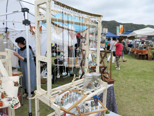 2018年千倉アートフリーマーケット、今年で最終回