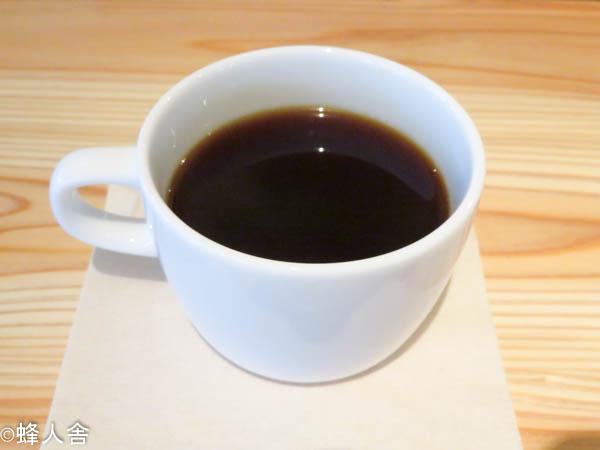 カフェ&ミールMUJIのコーヒー