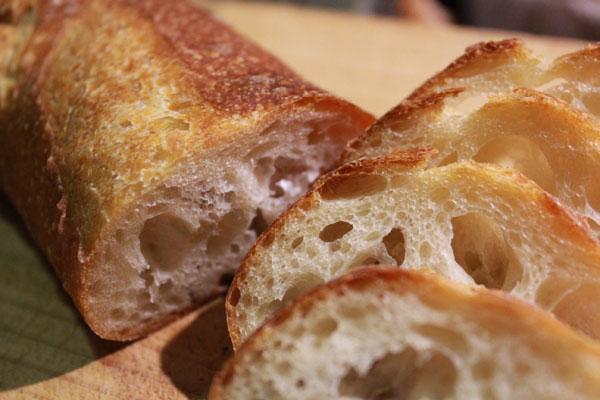 横浜市 天然酵母パン「ブーランジェリ ル・コック」さんと物々交換